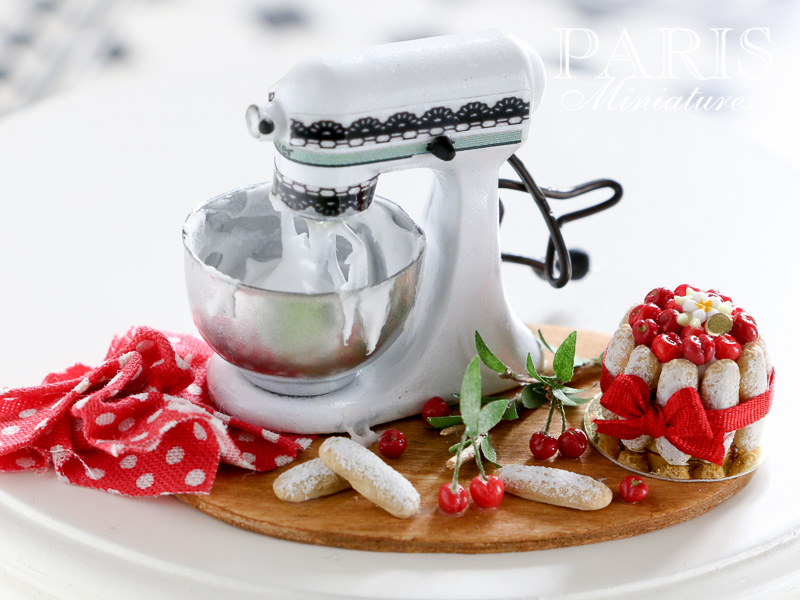 Mini mixer kitchen Photo - 11