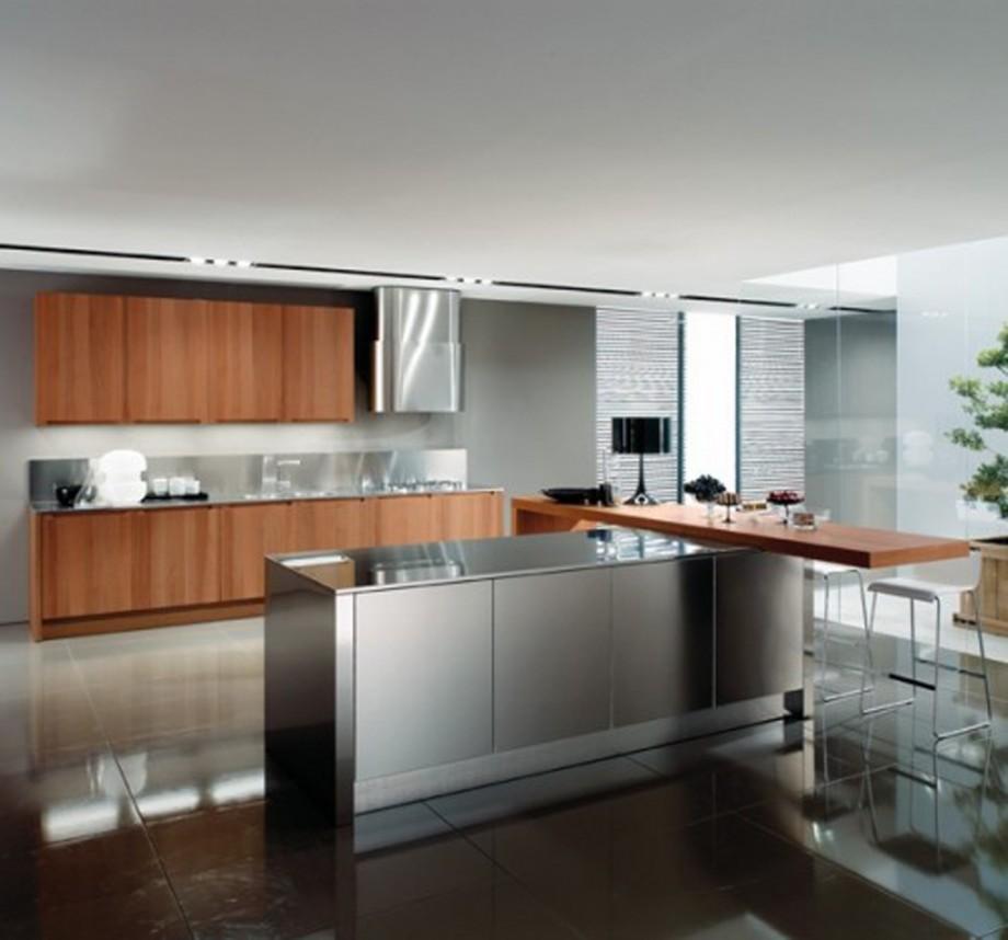 Modern Kitchen Sets Photo 5