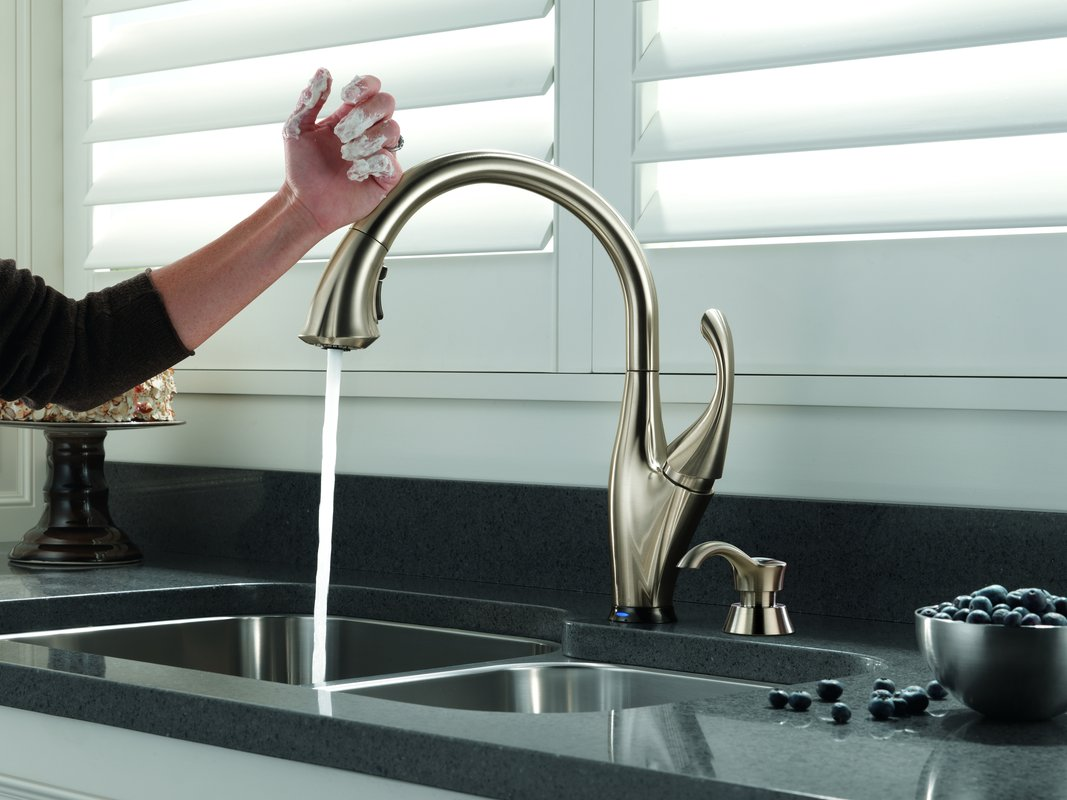 10 Photos To Moen Touch Control Kitchen Faucet