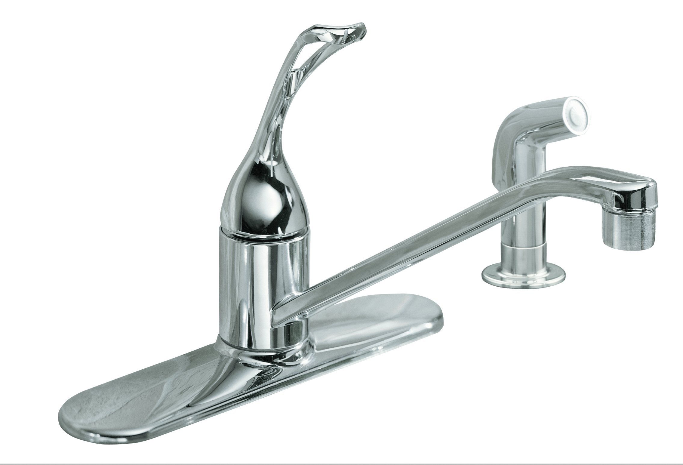 Awesome moen single handle kitchen faucet installation khetkrong - Moen kitchen faucet installation ...