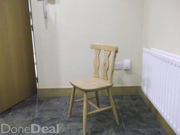 Oak kitchen chairs Photo - 8