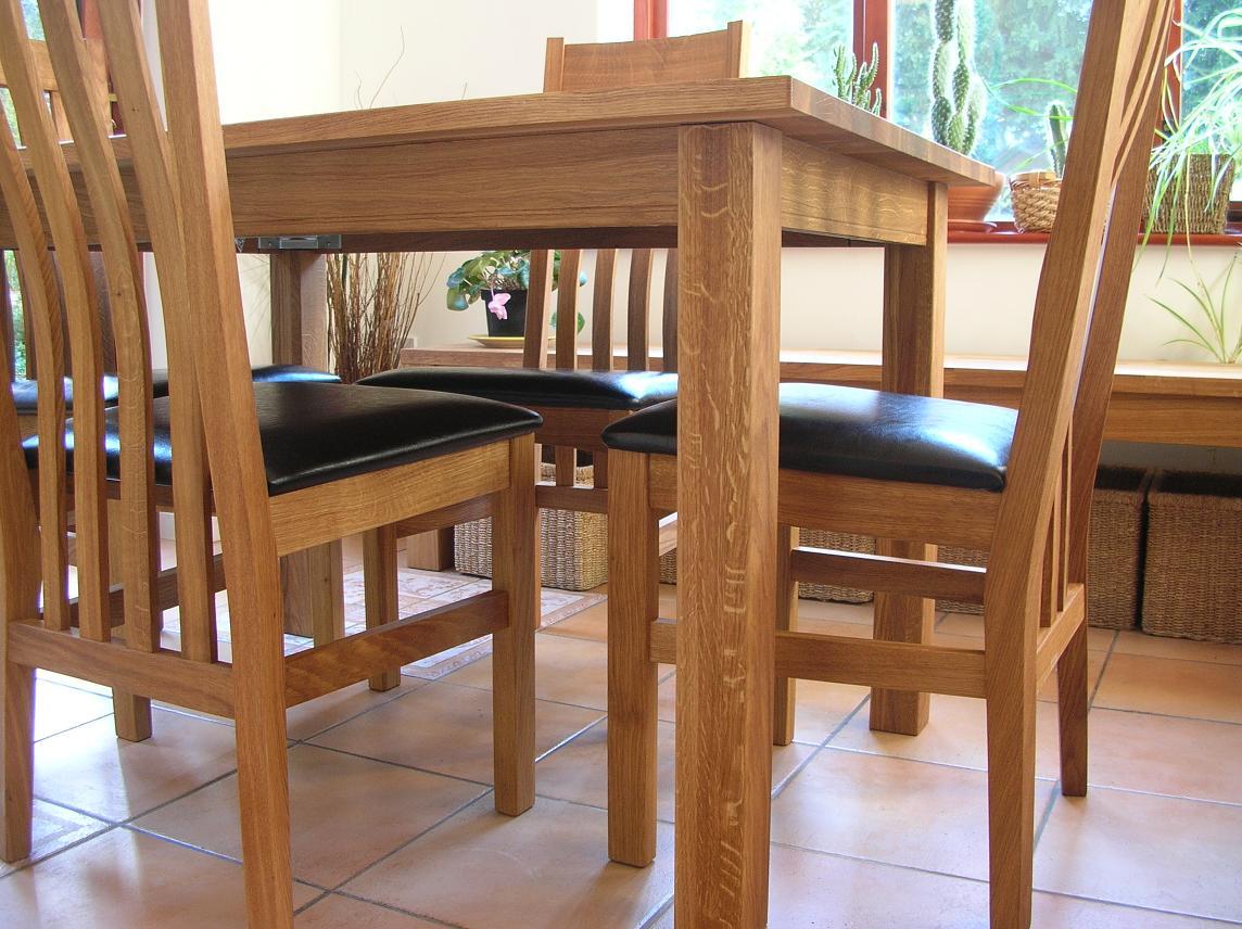 oak kitchen table set photo 9 kitchen ideas