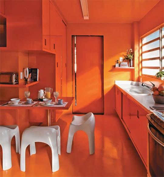orange kitchen accessories photo - 5 | kitchen ideas