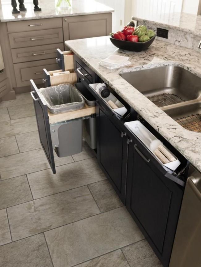 Organized kitchen cabinets Photo - 9