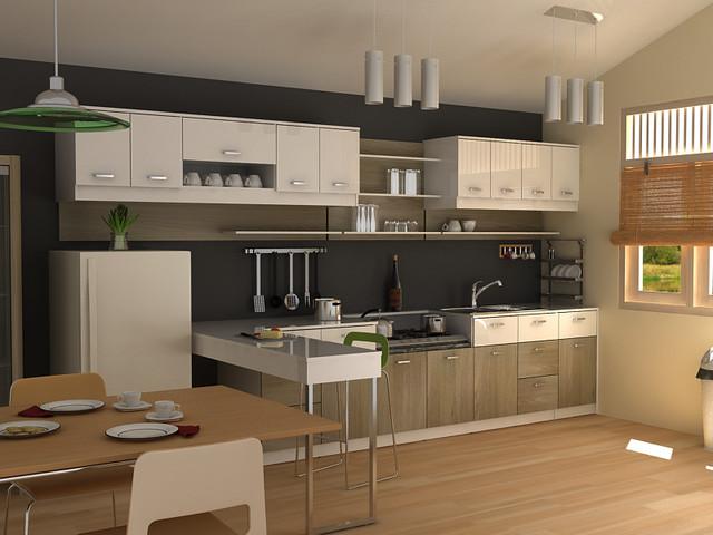 Organized kitchen cabinets Photo - 3