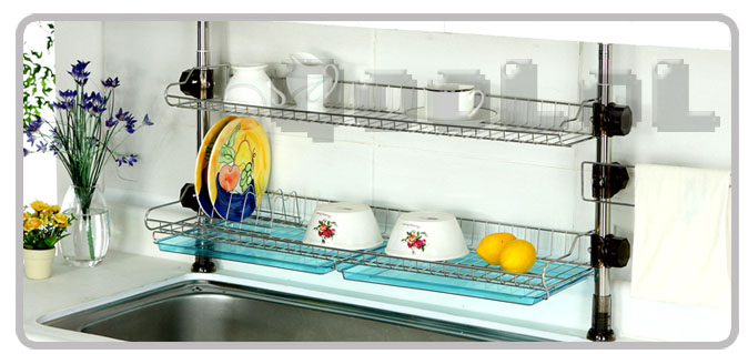 Over the kitchen sink shelf Photo - 9 | Kitchen ideas