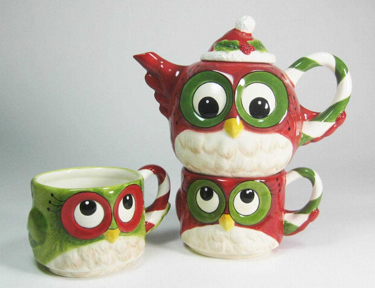 10 photos to owl kitchen decor