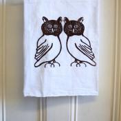 Owl kitchen towels Photo - 1