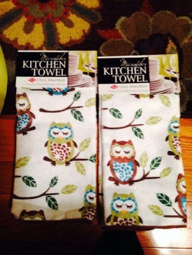 Owl Kitchen Towels | Owl Kitchen Towels Kitchen Ideas