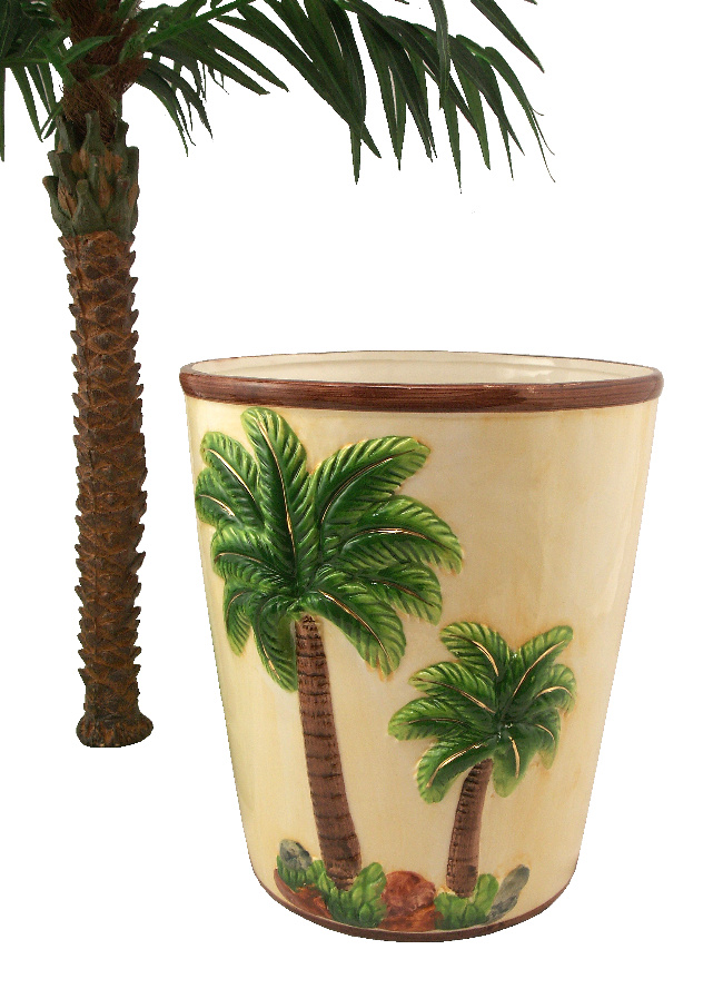 Palm Tree Kitchen Decor Kitchen Ideas