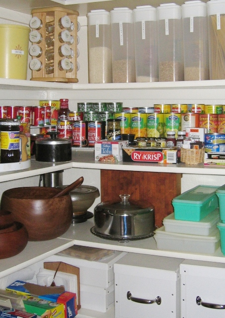 Pantry kitchen Photo - 7