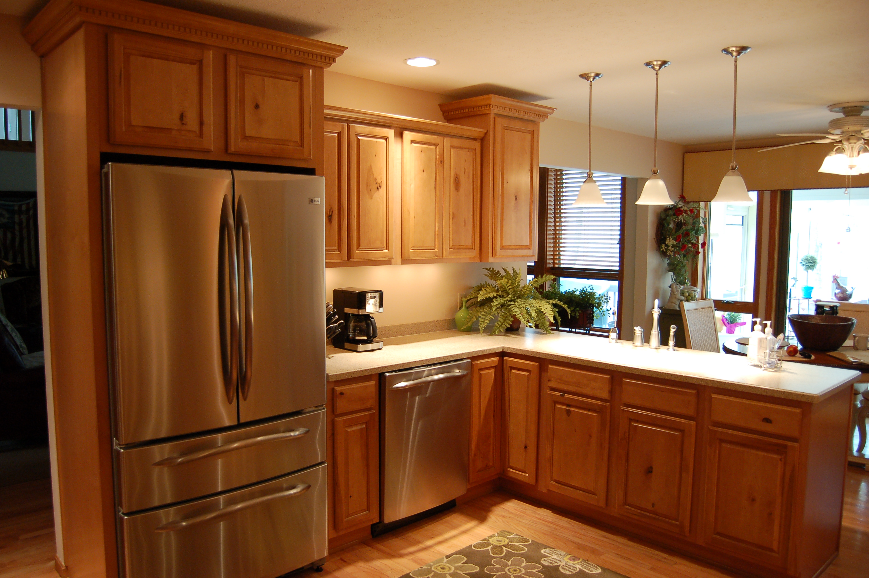 Pantry storage cabinets for kitchen Photo - 10