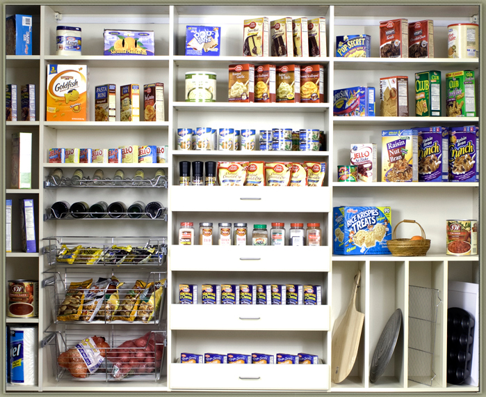 Pantry storage cabinets for kitchen Photo - 1