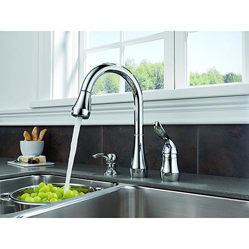 peerless kitchen faucet photo