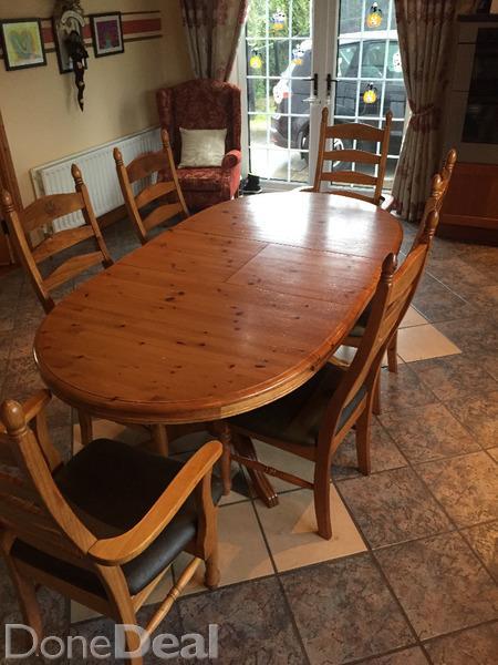 Pine kitchen chairs Photo - 9