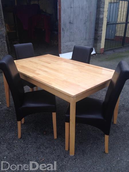 Pine kitchen chairs Photo - 6