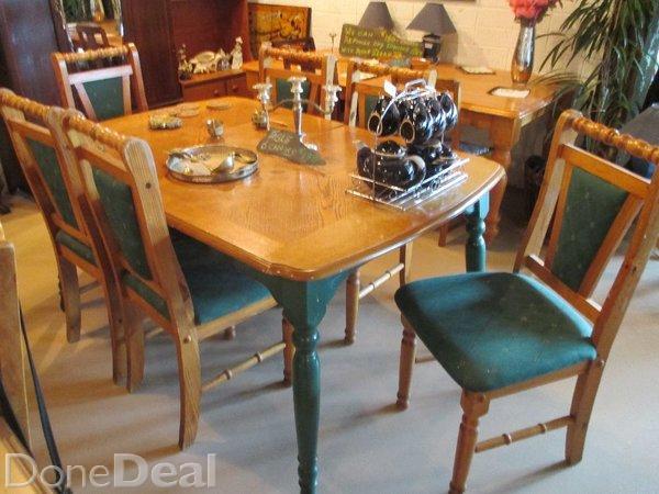 Pine kitchen chairs Photo - 8
