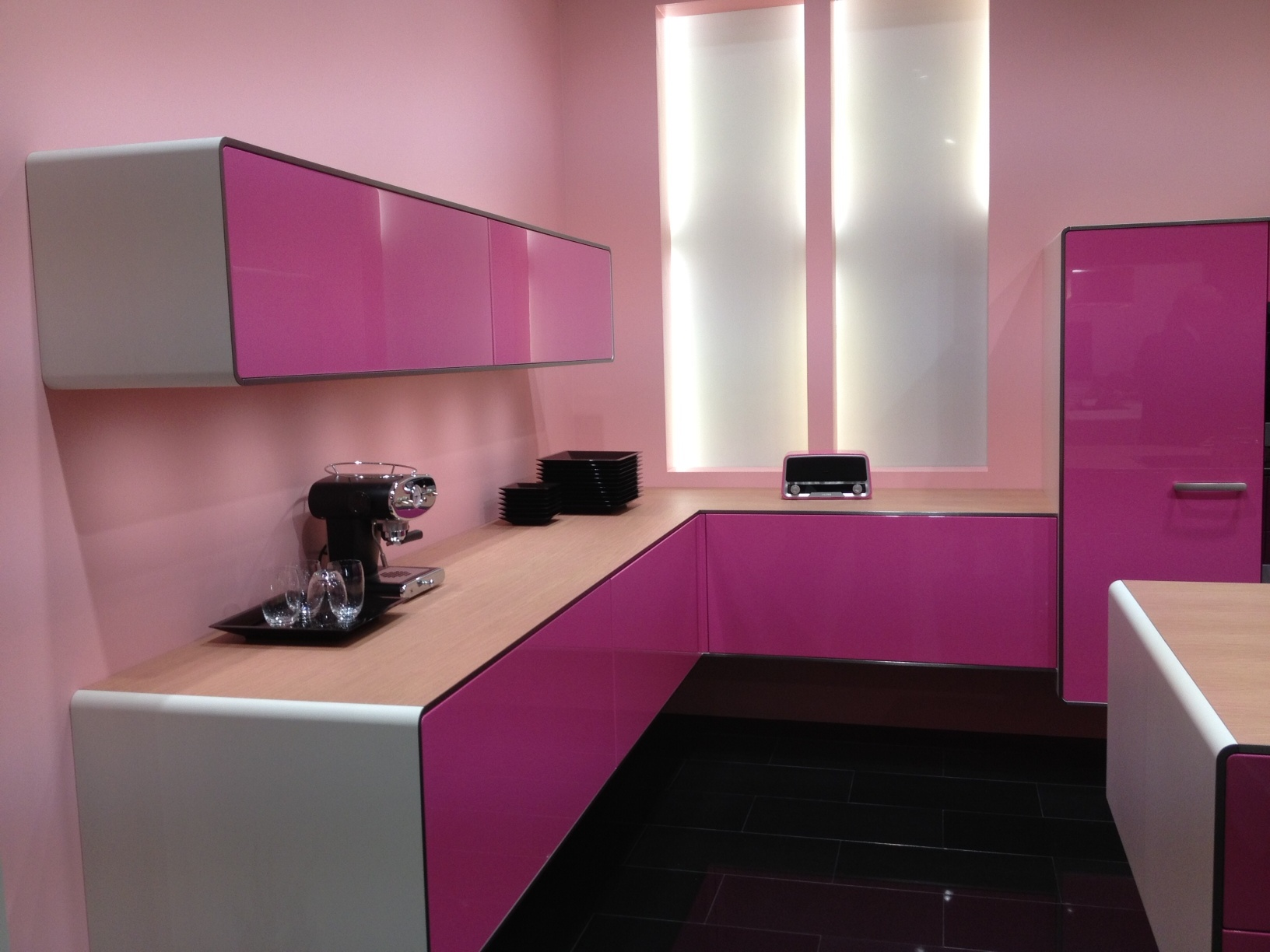 Pink Kitchen Pink Appliances Kitchen Kitchen Ideas
