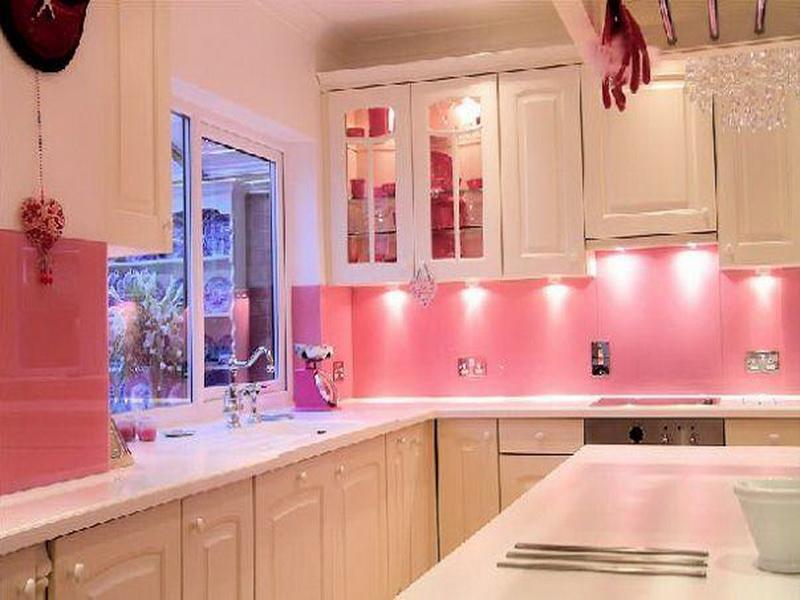 10 Photos To Pink Kitchen Accessories