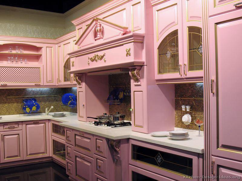 Pink Kitchen Appliances Photo U2013 12