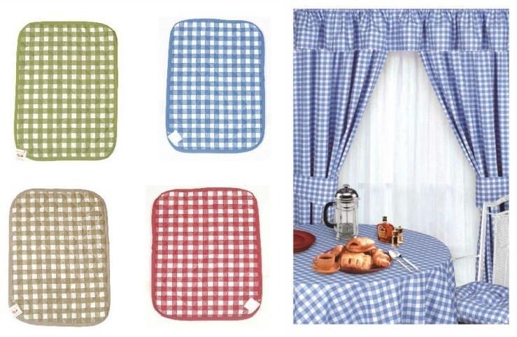 Pink Kitchen Curtains Ideas