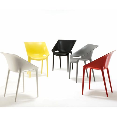 Plastic kitchen chairs Photo - 11