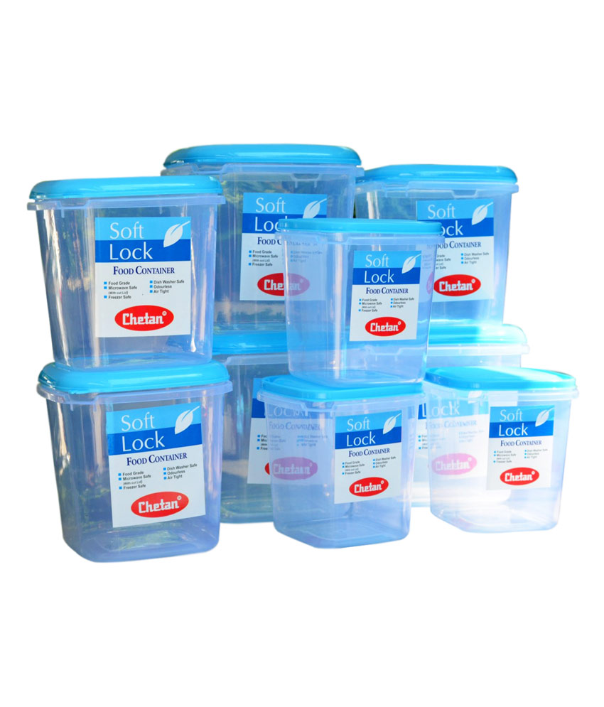 Plastic Kitchen Storage Containers Photo 5