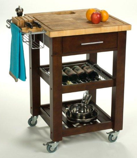 Portable Bar Island : Portable kitchen island bar ideas