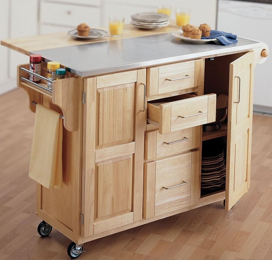 Portable Kitchen Island Portable Kitchen Island With Leaf Best Kitchen Island 2017