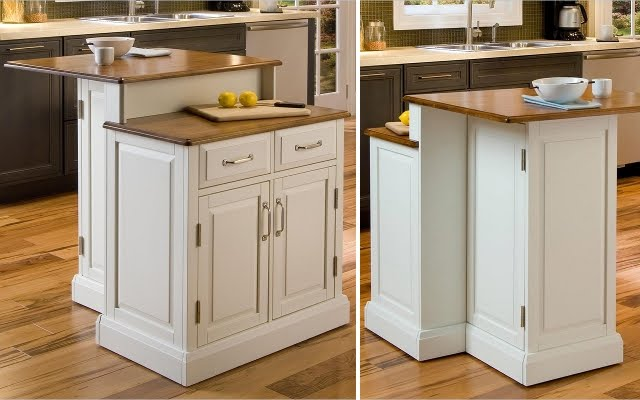 Portable Kitchen Islands With Seating Kitchen Ideas