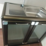 Portable kitchen sink Photo - 1