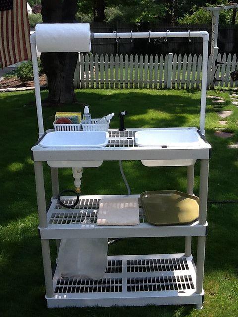 Portable kitchen sink Photo - 12