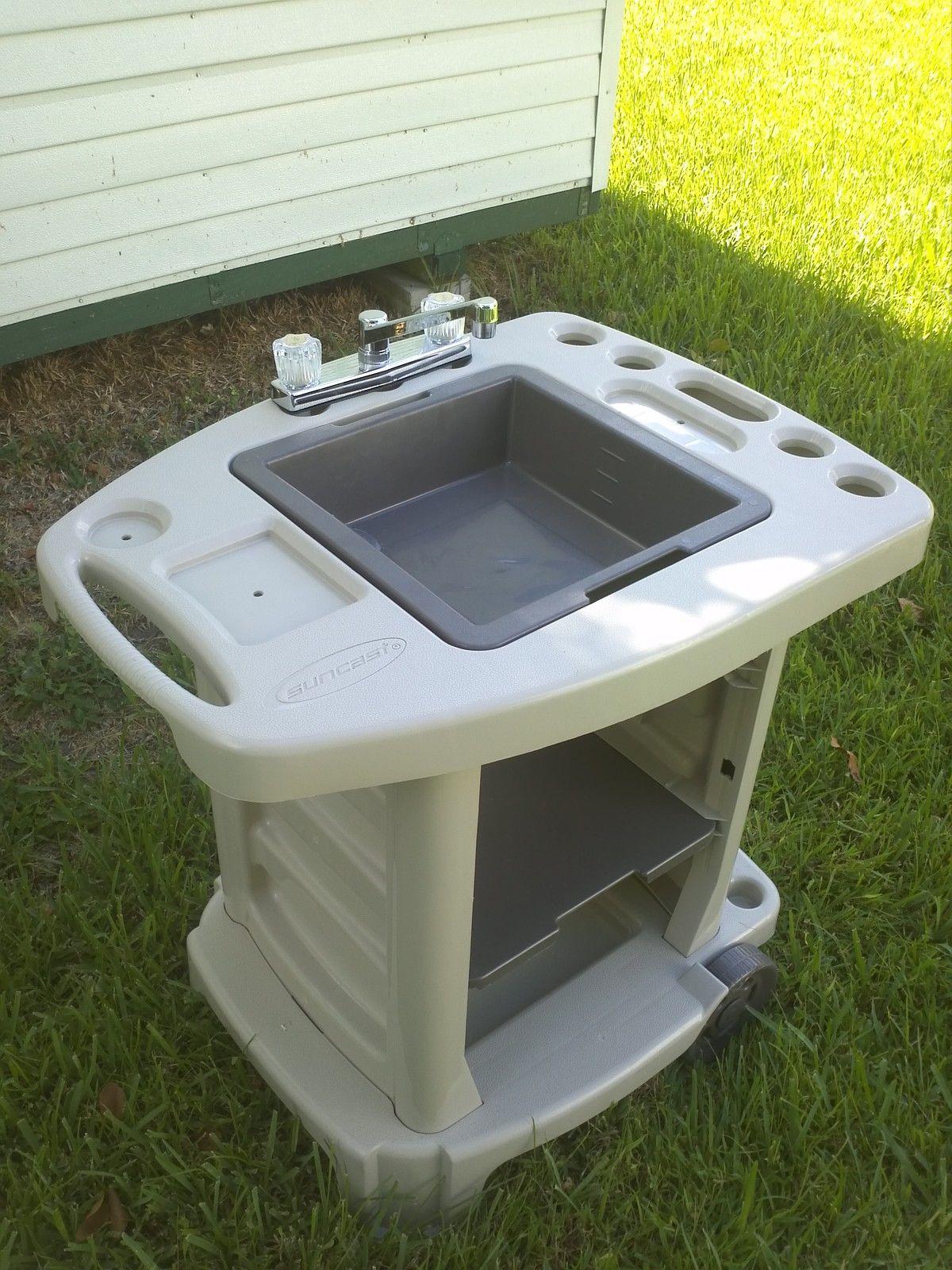 Portable kitchen sink Photo - 5