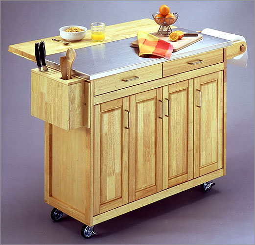 Back To Post: Powell Pennfield Kitchen Island