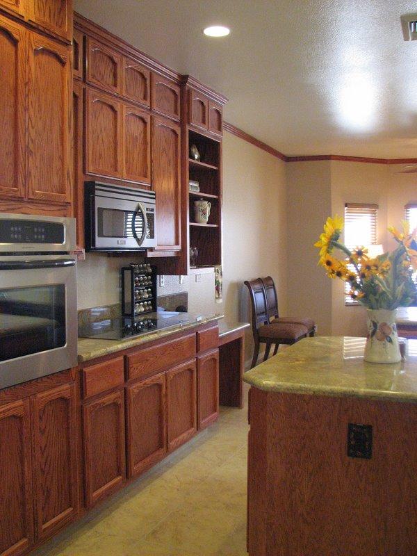 Propane kitchen appliances Photo - 1