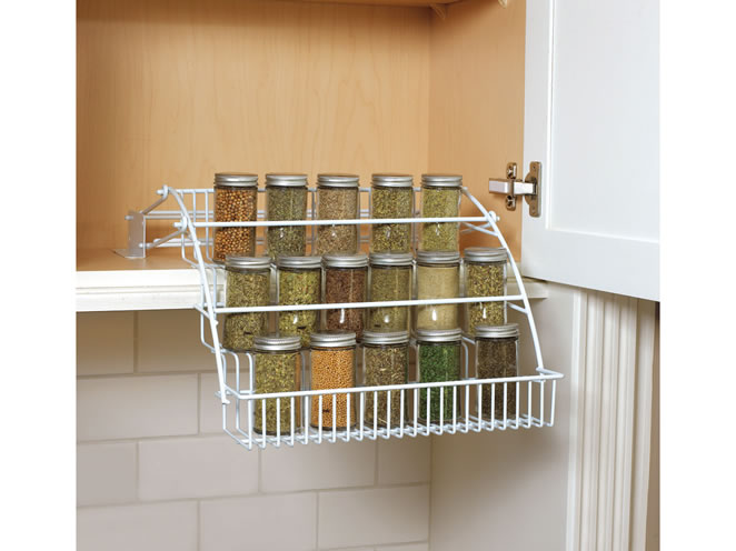 Pull out kitchen cabinet organizers Photo - 6