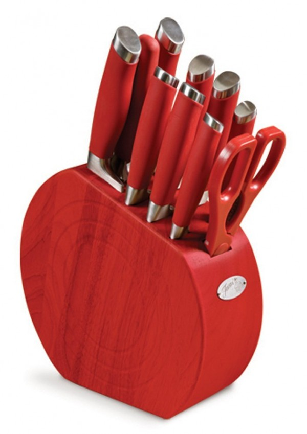 charming Red Kitchen Decor Accessories #9: ... Red kitchen accessories Photo - 10 ...