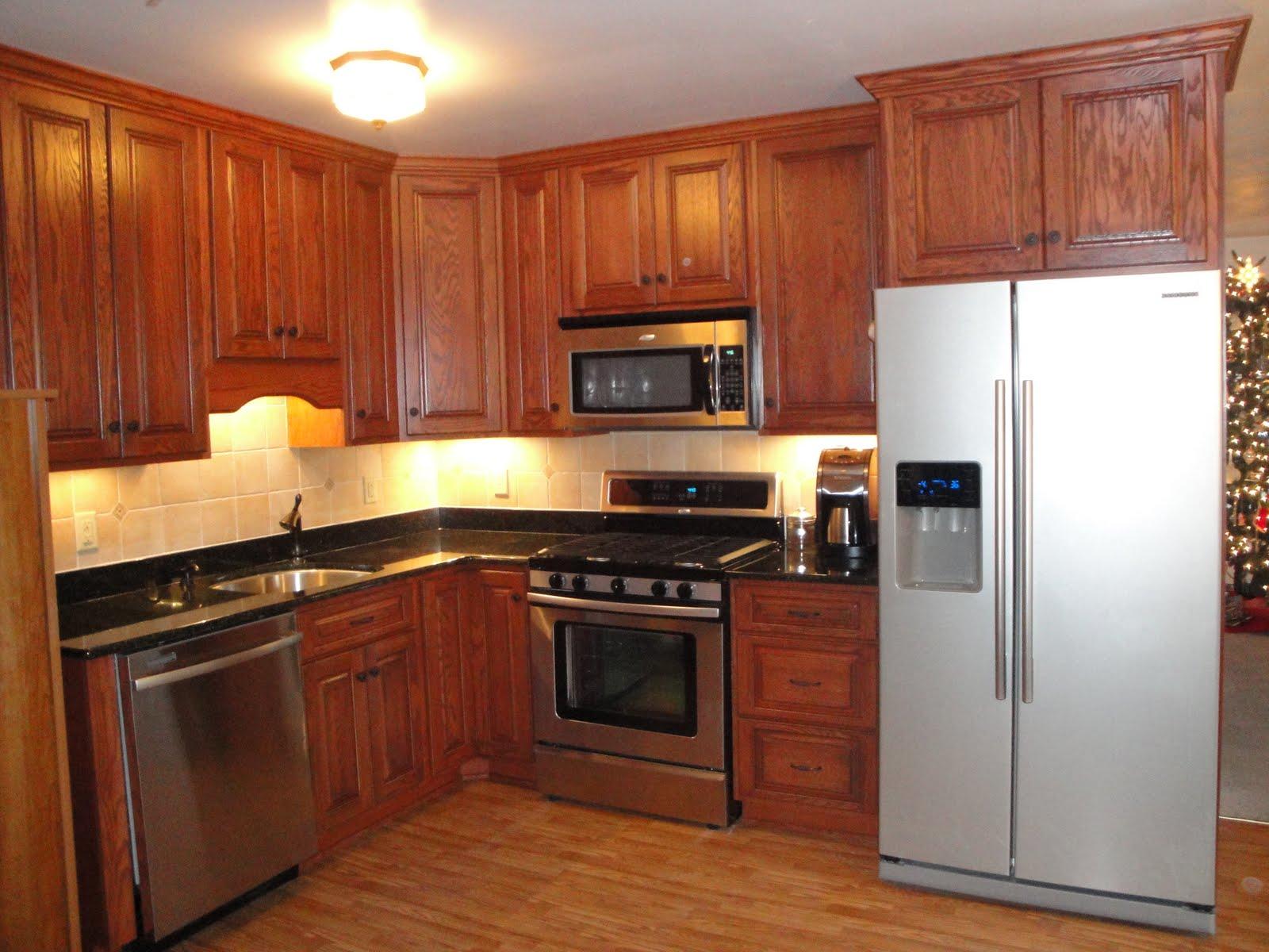 Red kitchen appliances     Kitchen ideas
