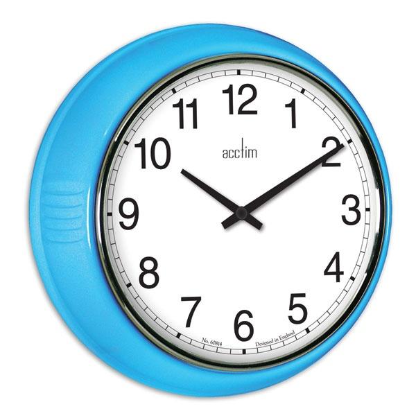 10 Photos To Retro Kitchen Clocks
