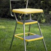 Retro kitchen step stool Photo - 1