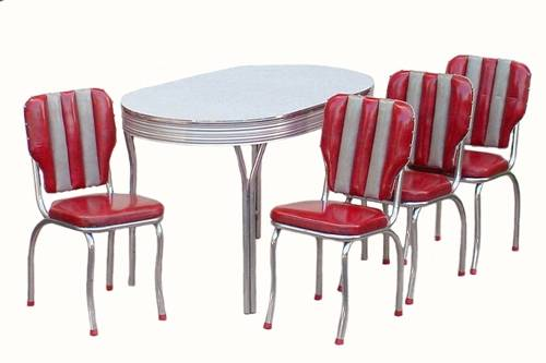 Retro kitchen table and chairs set | | Kitchen ideas