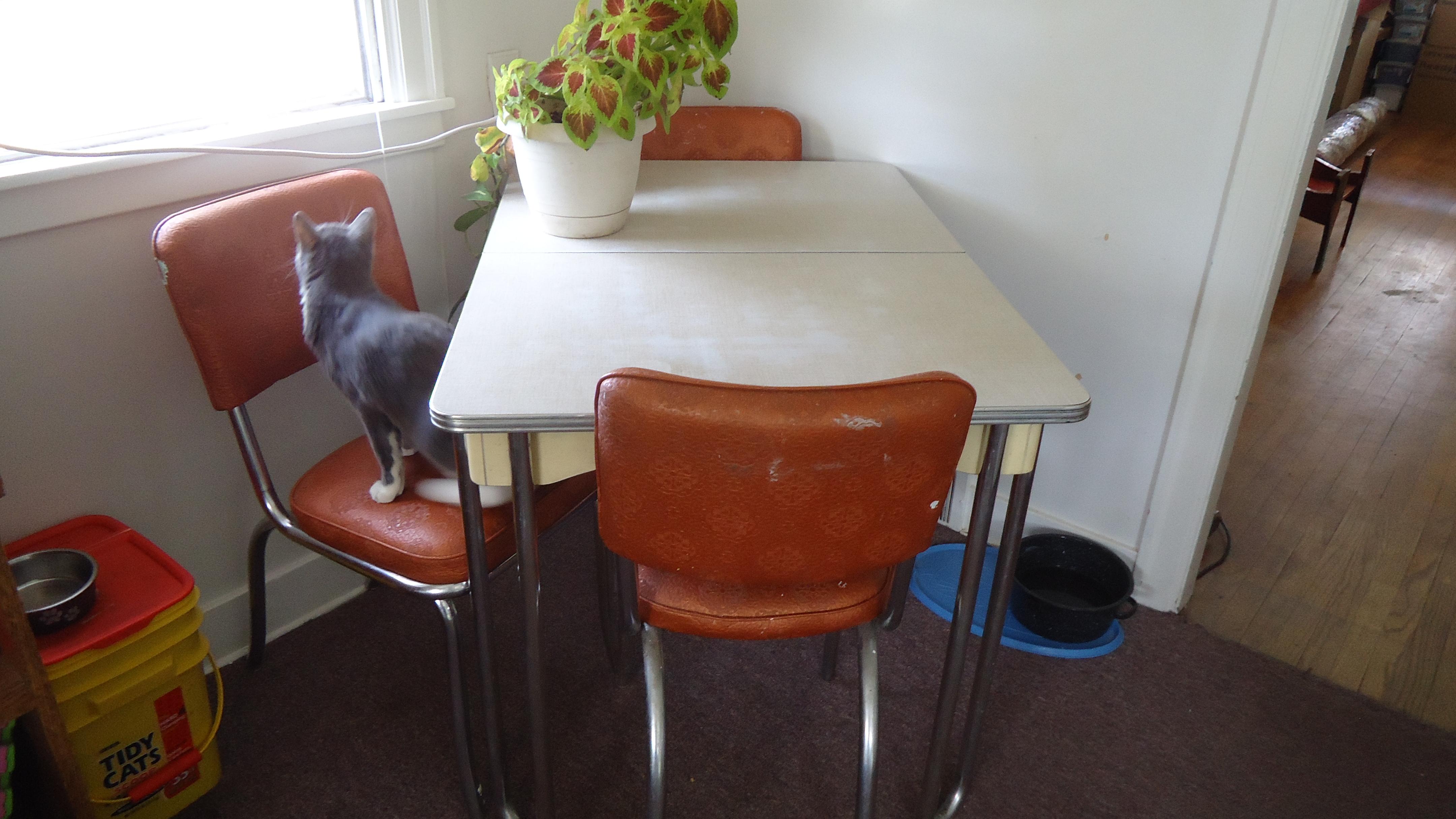retro kitchen table set | kitchen ideas