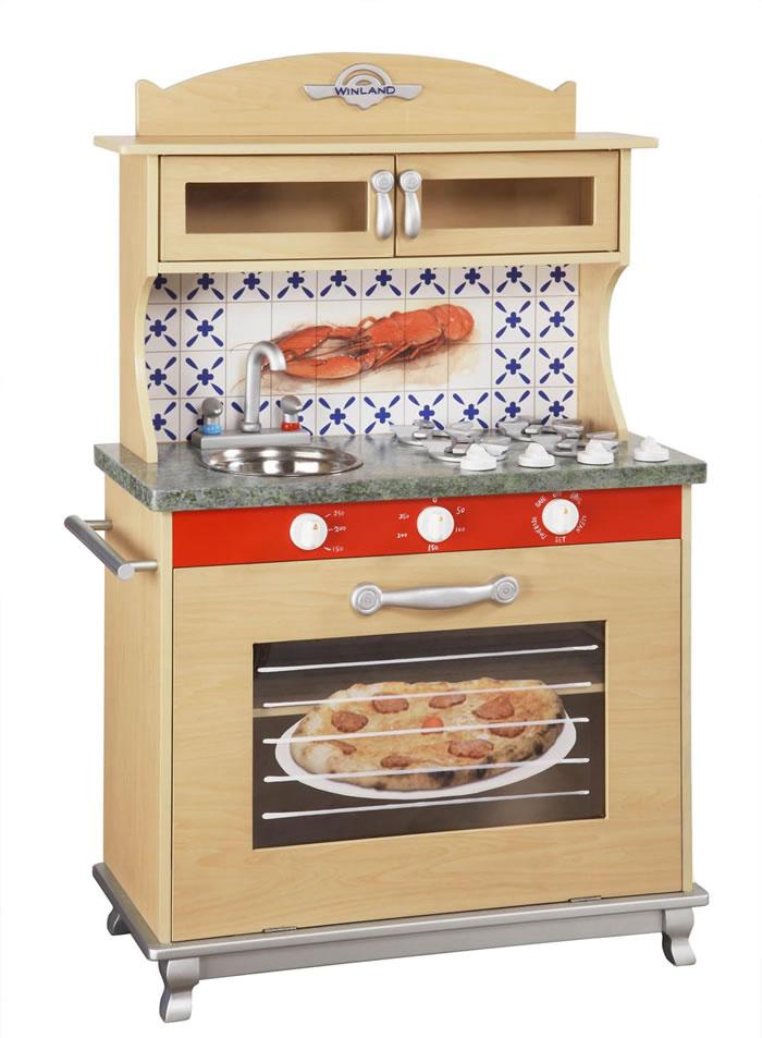 Retro play kitchen Photo - 3