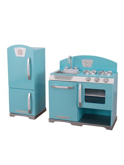 Retro play kitchen Photo - 4