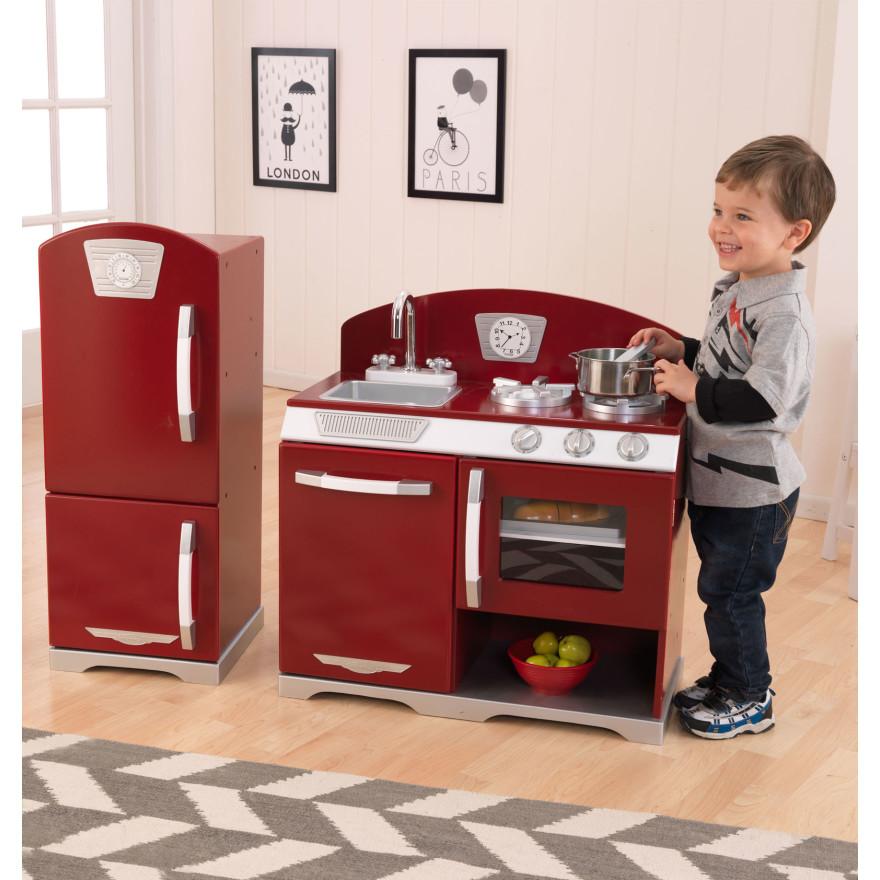 Retro play kitchen Photo - 7