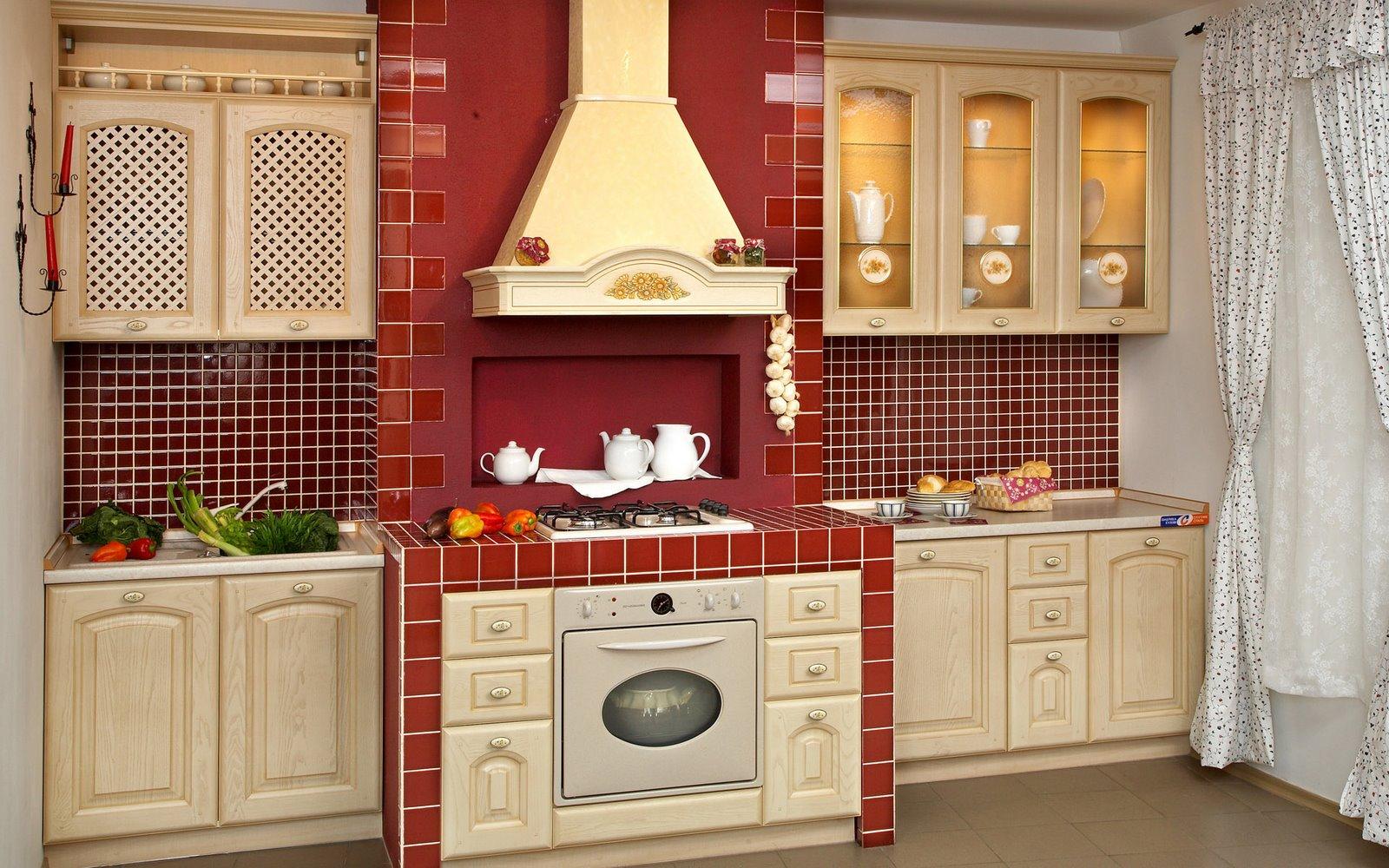 Retro Red Kitchen Retro Red Kitchen Kitchen Ideas