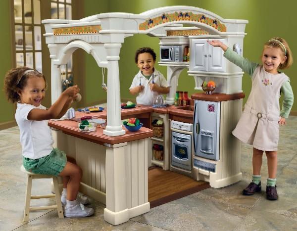 Retro toy kitchen Photo - 10