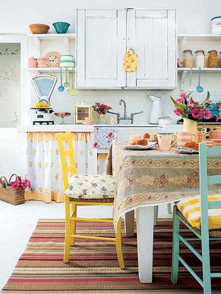 Retro toy kitchen Photo - 3