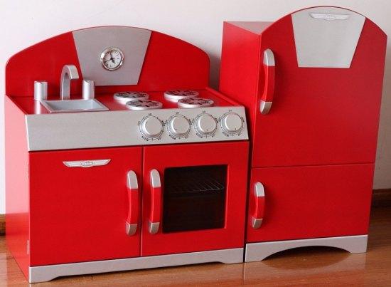 Retro toy kitchen Photo - 4