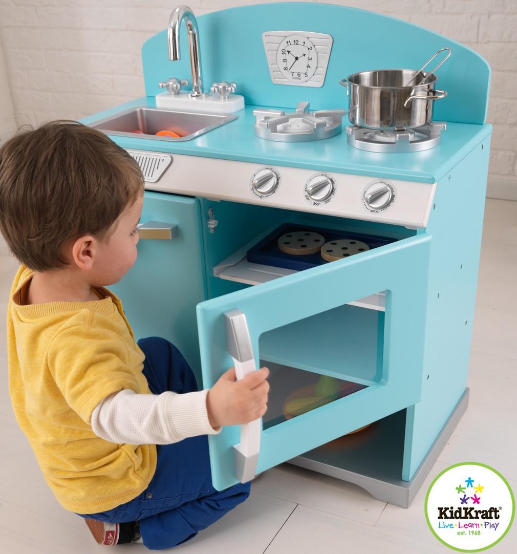 Retro toy kitchen Photo - 6